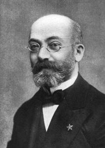 Ludwig Lazarus Zamenhof, oče esperanta