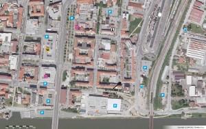 Maribor-Kacova 1 ortofoto