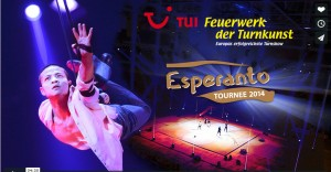 Esperanto TUI turneja
