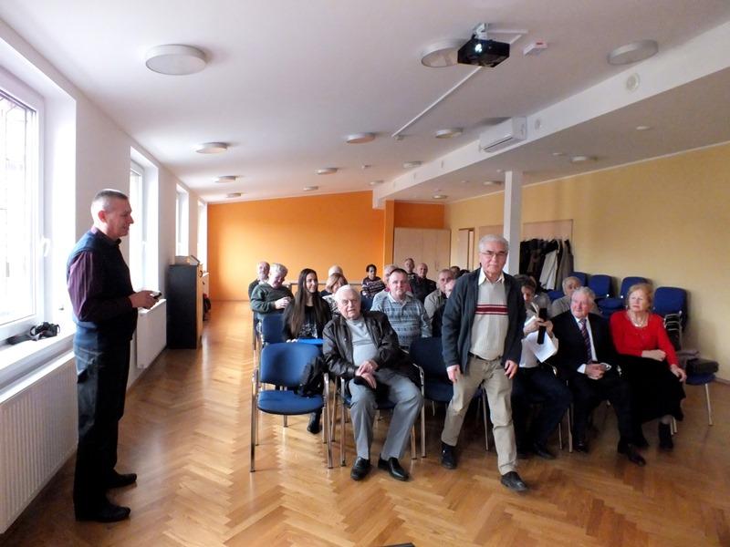 Zbrane je na začetku pozdravil predsednik Mario Vetrih (Foto: Zdravko Kokanović)