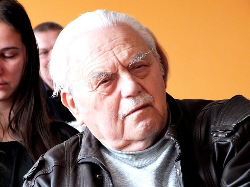 O Bratošu so spregovorili tudi njegovi sopotniki - Franjo Vetrih (Foto: Zdravko Kokanović)