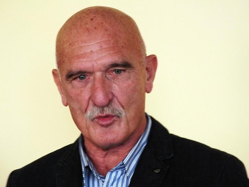 V imenu Mestne četrti Center je nagovoril tudi predsednik sveta Vasja Cimerman (foto: Zdravko Kokanivić)