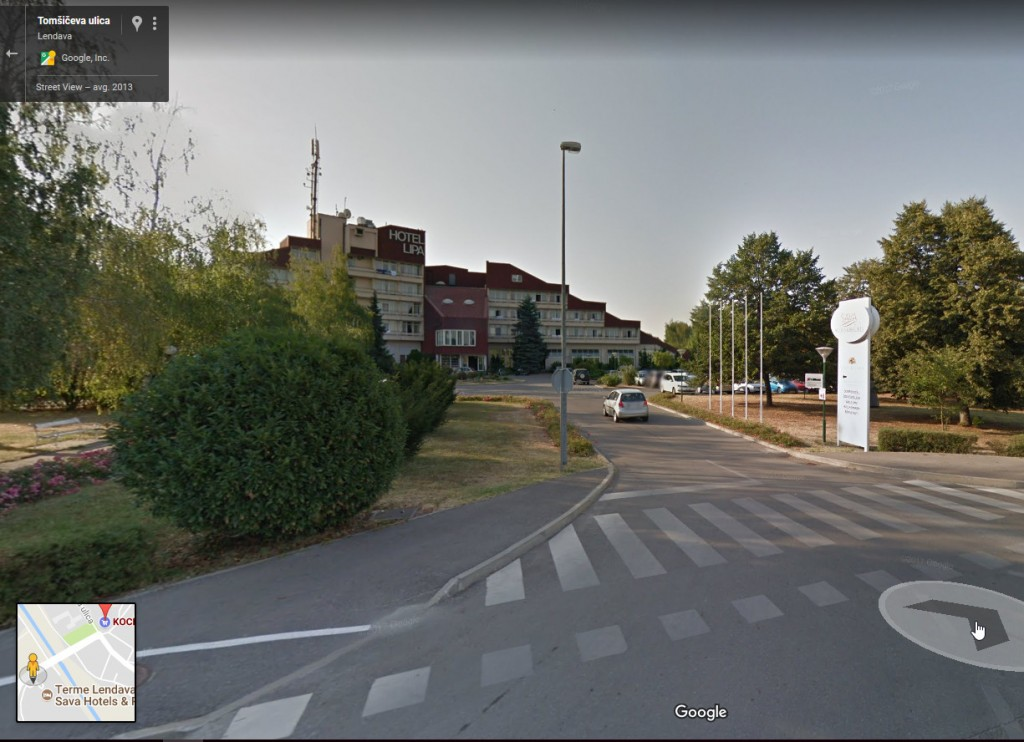 Terme Lendava - hotel Lipa