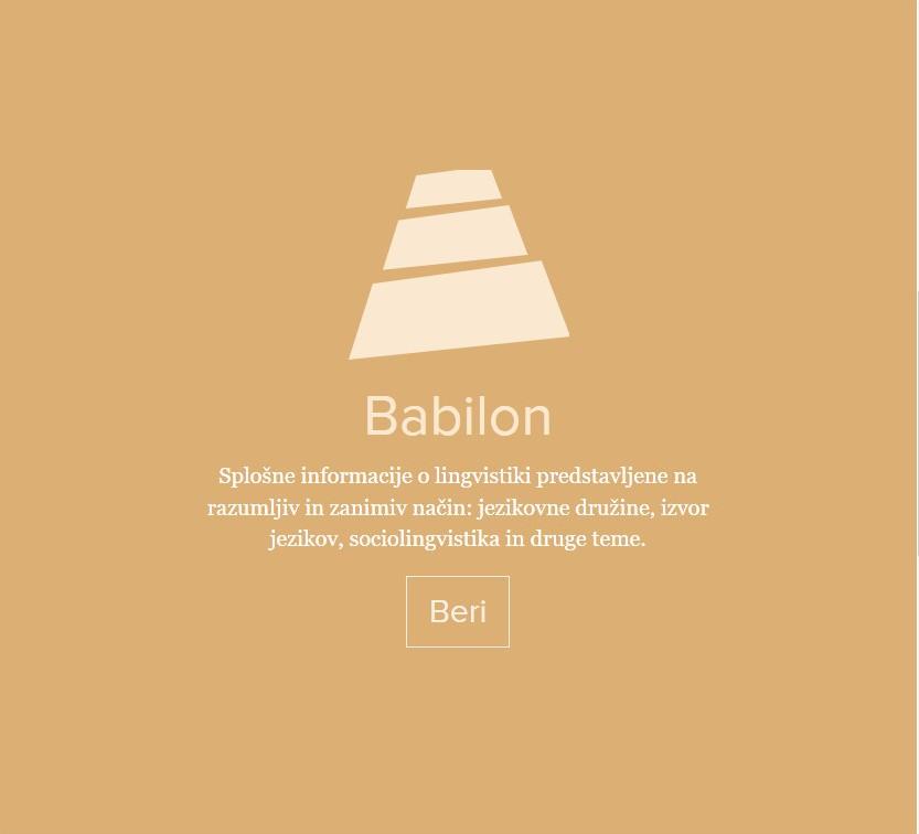 Lingvo Info - Babilon A