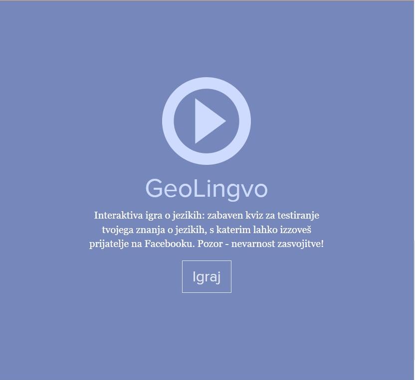 Lingvo Info - Geolingvo A