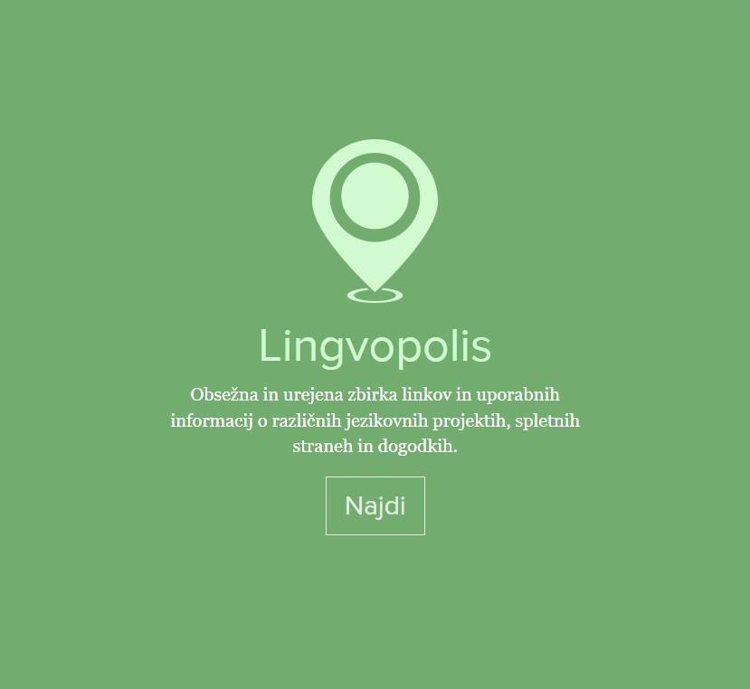 Lingvo Info - Lingvopolis A