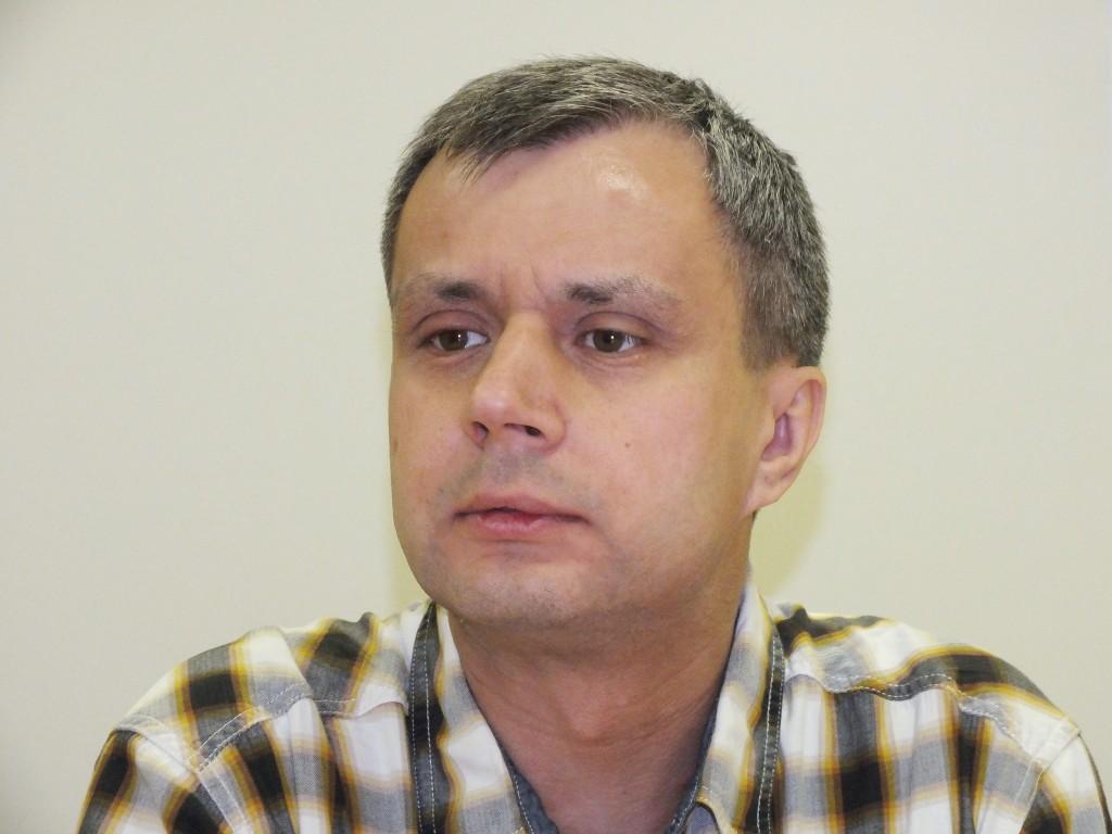 Vladimir Laričev (foto: Zdravko Kokanović)
