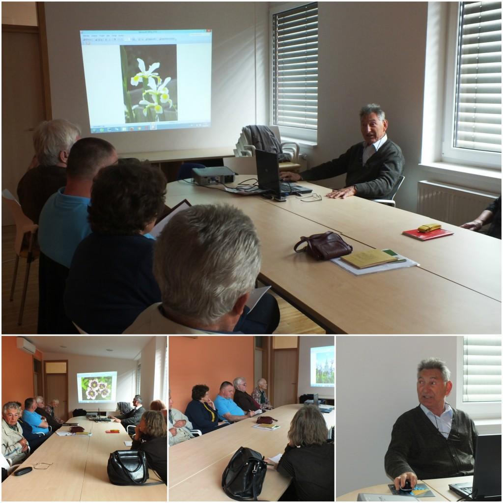Nekaj fotografij s predavanja na MČ Center, Meljska 37, Maribor