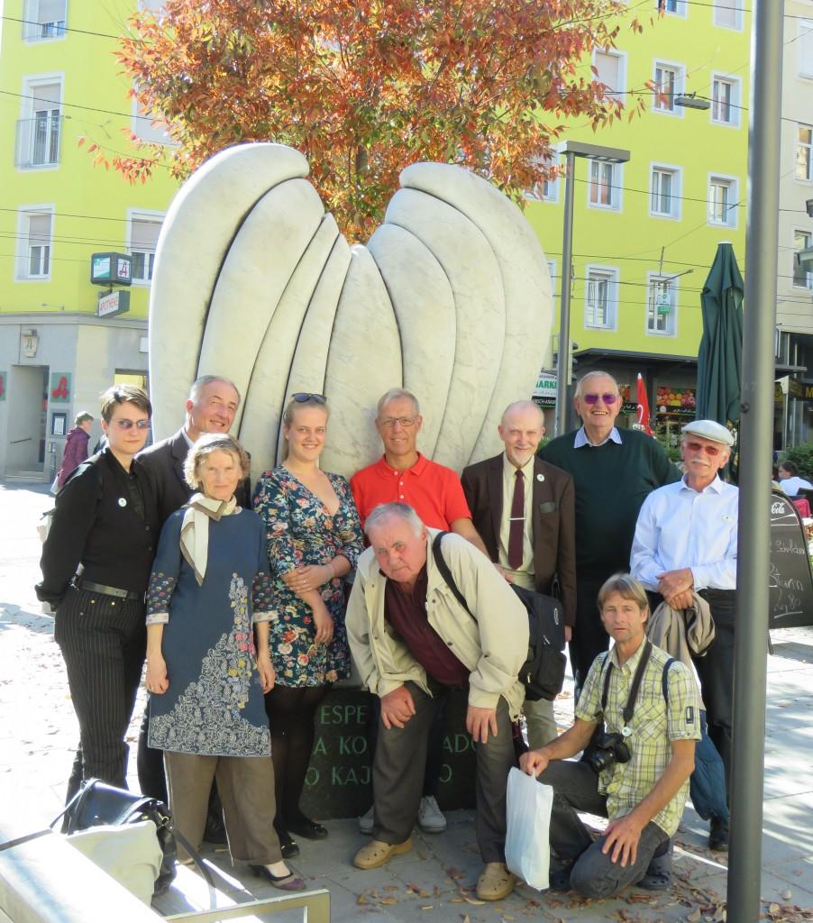 Esperantoplatz - Graz | Trg esperanta v Gradcu