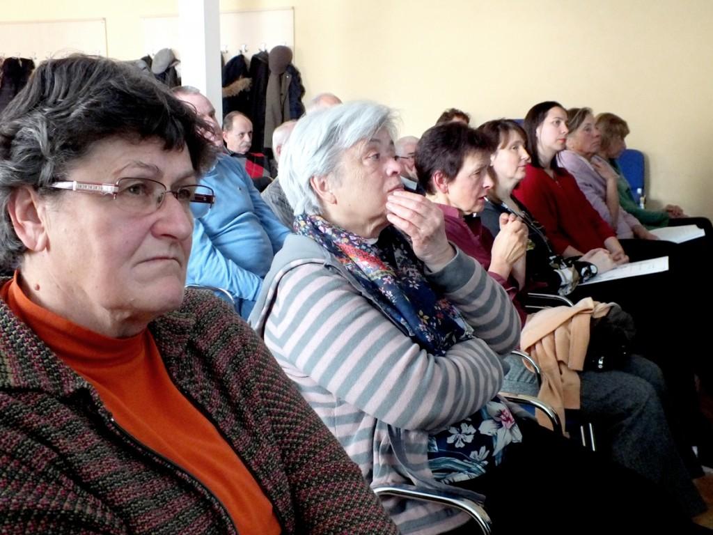 Zbrano občinstvo (foto Zdravko Kokanović)